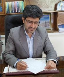 رئیس دانشگاه علوم پزشکی کاشان