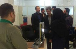 رئیس دانشگاه از مراکز بهداشتی درمانی تحت پوشش دانشگاه بازدید کرد