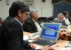 اولین نشست شورای دانشگاه در سال جاری برگزار شد