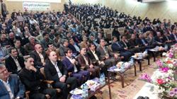 مراسم تکریم و معارفه سرپرست دانشگاه علوم پزشکی کاشان در حال  برگزاری است
