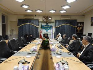 جلسه شورای  امر به معروف و نهی از منکر دانشگاه