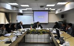 نشست معاون و مدیران دانشجویی فرهنگی دانشگاه با معاون دانشجویی فرهنگی وزارت بهداشت