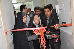 پایگاه بهداشتی طالقانی خیّرساز در کاشان افتتاح شد