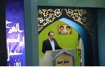 وزیر بهداشت در سخنرانی پیش از خطبههای نماز جمعه