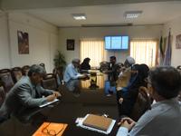 برگزاری سیصد و چهل و ششمین جلسه شورای آموزشی دانشگاه
