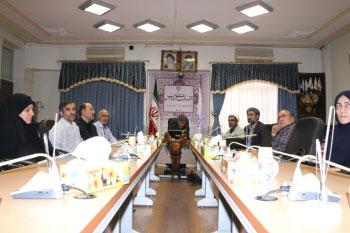 جلسه شورای امربه معروف و نهی از منکر دانشگاه برگزار شد