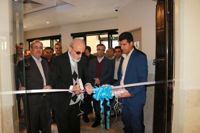 آزمایشگاه جامع تحقیقات و مرکز رشد دانشگاه علوم پزشکی کاشان افتتاح شد
