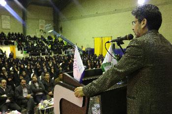 مراسم گرامیداشت روز جهانی داوطلب در دانشگاه برگزار شد/ فعالیت  1500 داوطلب سلامت در منطقه کاشان