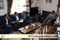 تفاهمنامه بین دانشگاه و شهرداری کاشان