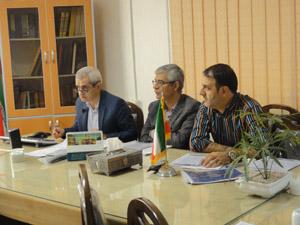 برگزاری ششمین نشست دبیرخانه کلان منطقه 7 آمایشی از طریق وب کنفرانس