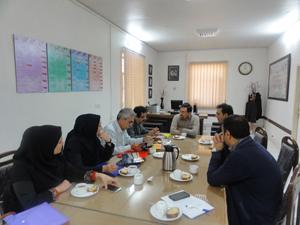 بازدید تیم ارزیاب از مرکز آموزش مداوم دانشگاه