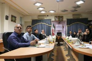 جلسه بررسی شاخص های عملکردی هیات امنا دانشگاه برگزار شد